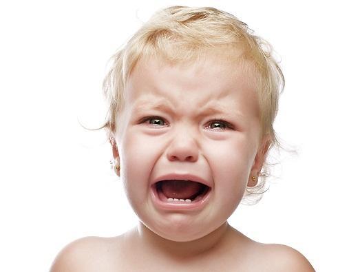 Как справиться с детской истерикой без ремня в 2019 году