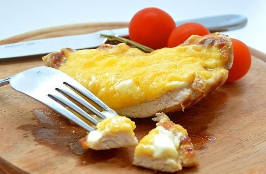Нежная с сыром