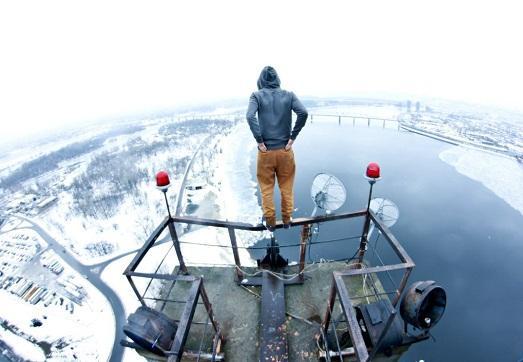 Почему мы боимся высоты?