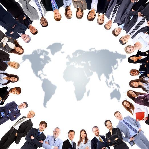 Объединяет весь мир