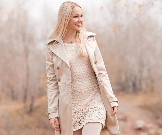 Какое осеннее платье стоит купить в этом году? (14 фото)