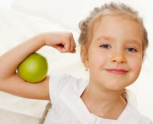 Повышаем иммунитет у ребенка