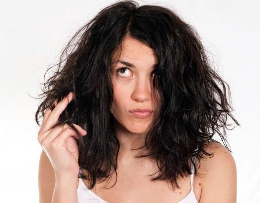 Что делать если волосы путаются все время