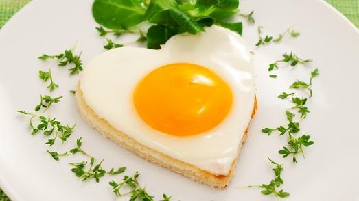 Интересные блюда из обычных яиц