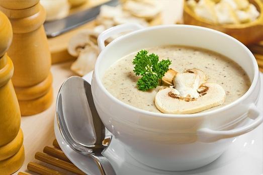 Готовим вкусный грибной супчик