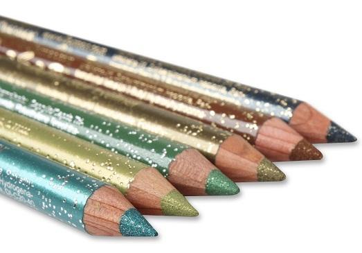 Картинки по запросу карандаши для глаз с блестками