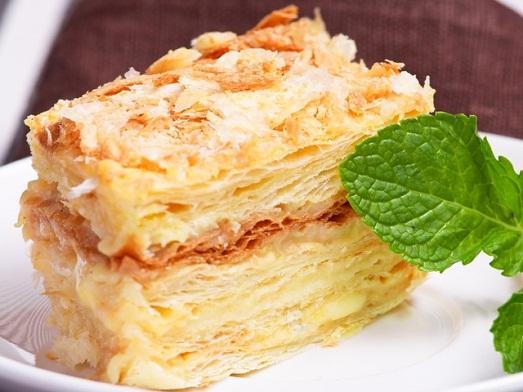 Наполеон – готовим шикарный и вкусный торт