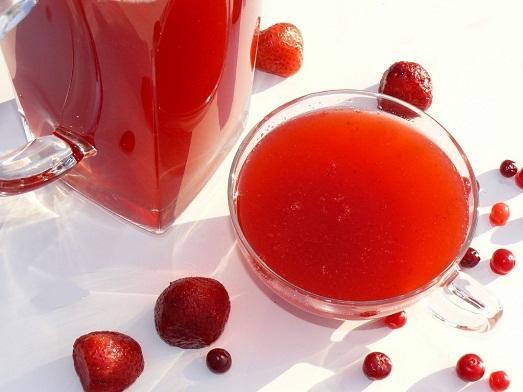 Кисель – простой и вкусный напиток