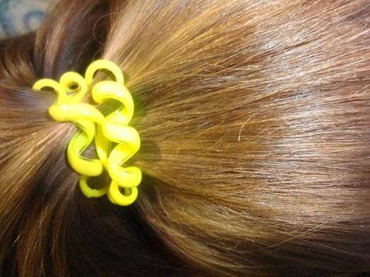 Маленькие резиночки для волос