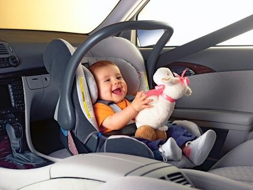 Выбираем правильное автокресло для малыша