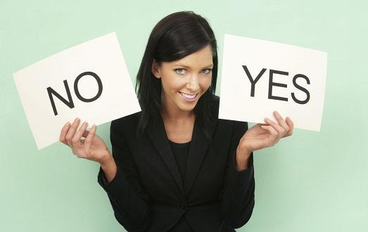 Научимся говорить «нет»!
