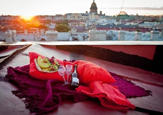 Секс на крышах домов фото 294-871