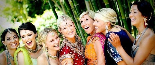 Как организовать свадьбу в индийском стиле?