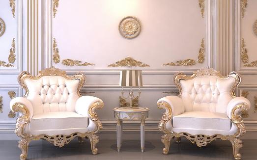 Интересные кресла