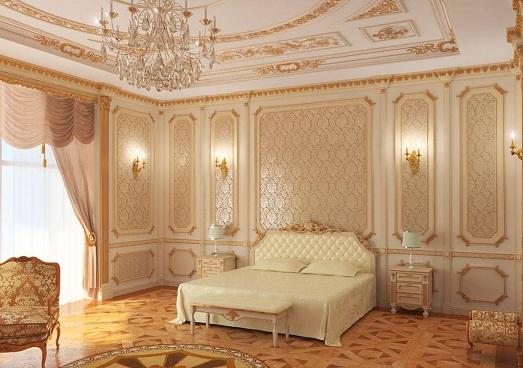 Роскошный барокко в нашем интерьере (10 фото)