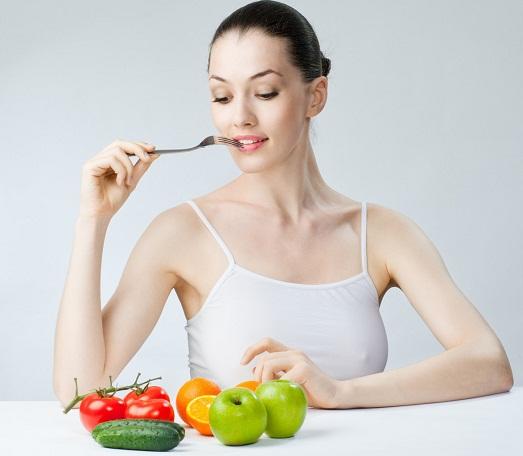 Не сидите на диетах