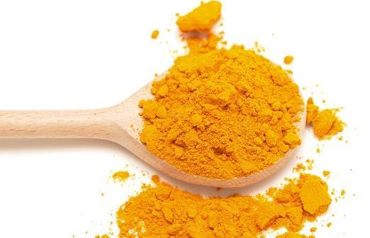 Оранжевый порошок