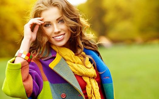 Носите пальто по-новому и модно (18 фото)