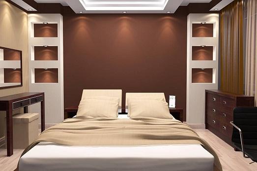 Коричневый цвет в интерьере вашего жилья (10 фото)