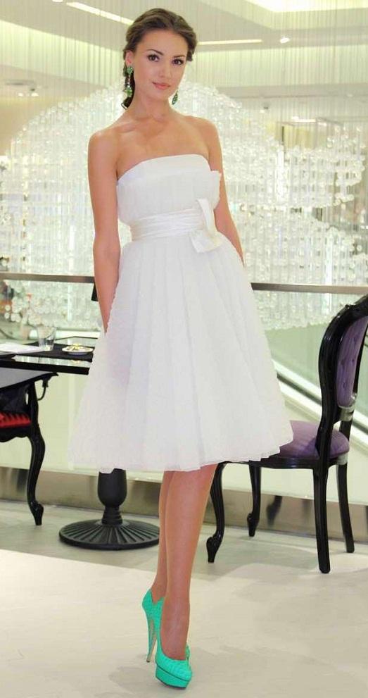 Туфли под белое платье фото