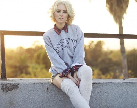 Выбираем стильные кофты и свитера в 2015 (11 фото)