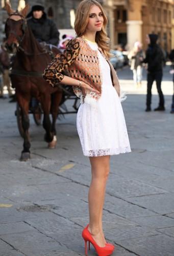 Фото образы в платьях