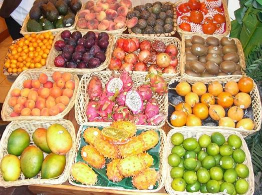 Наверняка многие из этих фруктов вы ни разу не видели