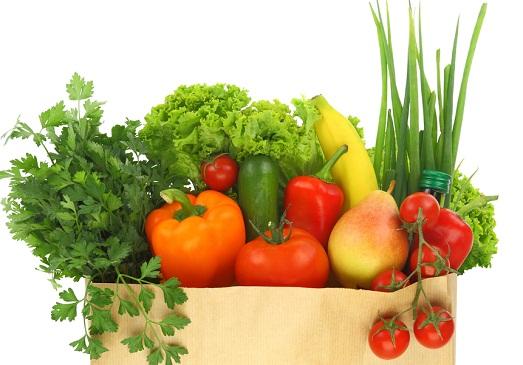 Не забывайте об овощах