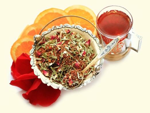 Ройбуш – чай, который вас удивит