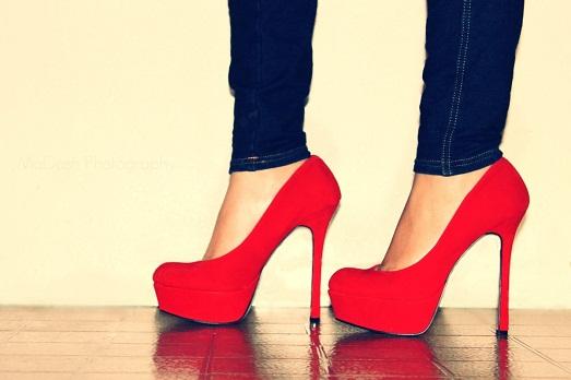 Худеем с помощью каблуков – осваиваем стилетто