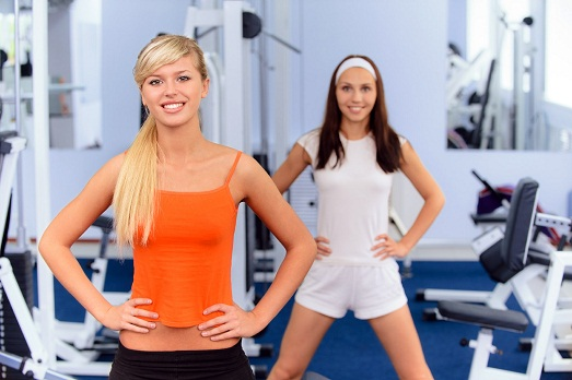 A toned figure is guaranteed to you