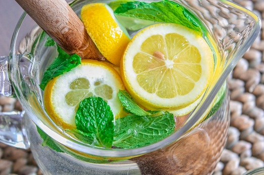 Как сделать воду для похудения сасси 609