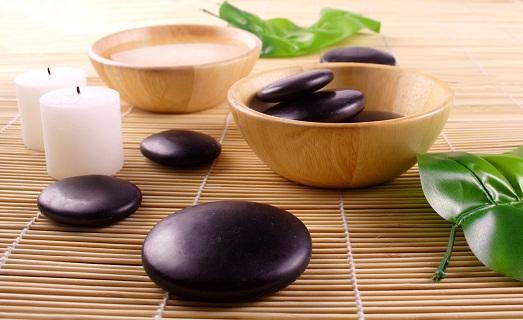 Все секреты массажа камнями