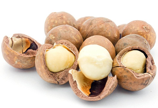 Rare and healthy nuts