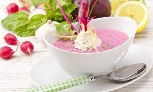 Самые популярные холодные супы