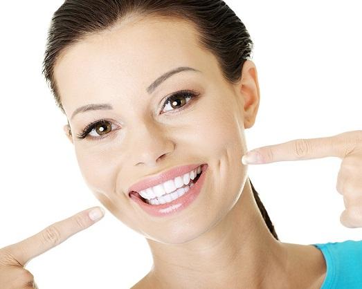 У здоровых зубов нет таких проблем