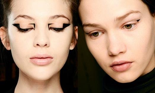 Все секреты подиумного макияжа