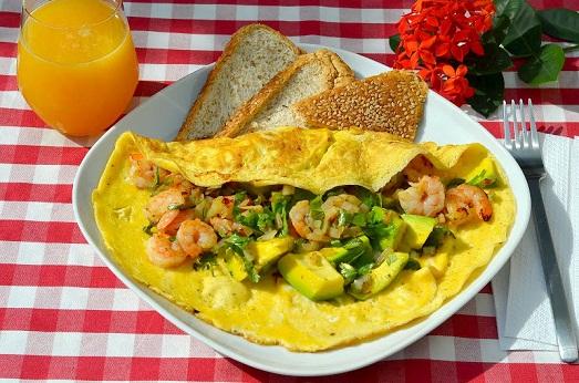 Омлет – готовим блюдо, которое любят все