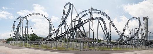 Roller coaster Takabisha