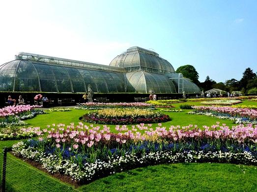 Ботанические сады Кью