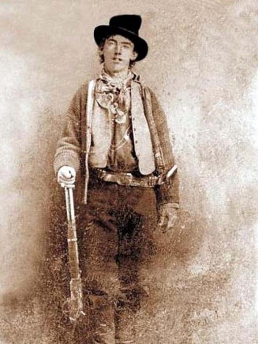 Фото «Билли Кид» 1879-1880 годов