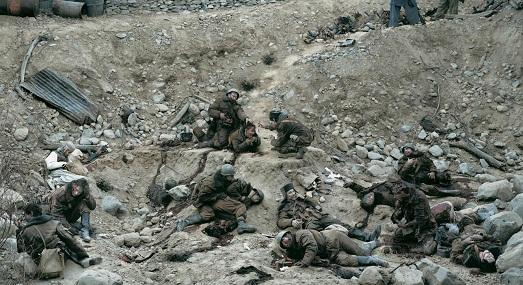 Говорят мёртвые воины