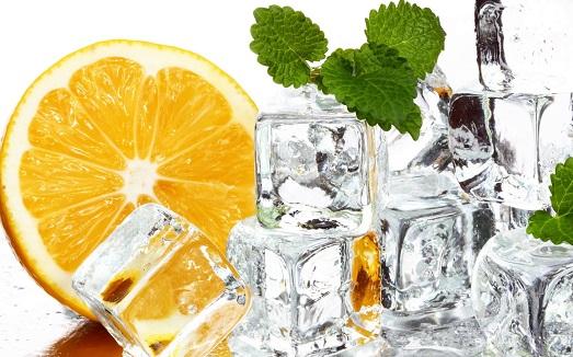 Как сделать косметический лед для лица и тела?
