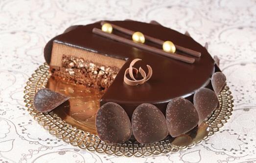 Цифры из шоколада на торт своими руками