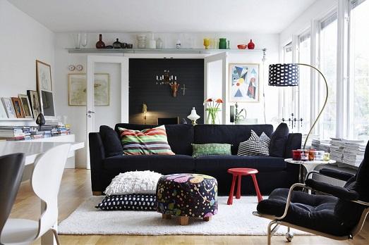 Фьюжн — интересный стиль в вашем жилье (10 фото)