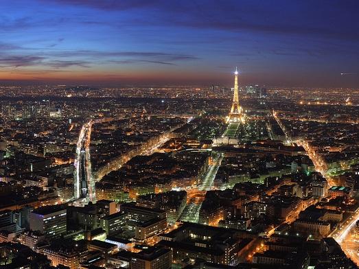 Места, которые обязательно нужно посмотреть в Париже