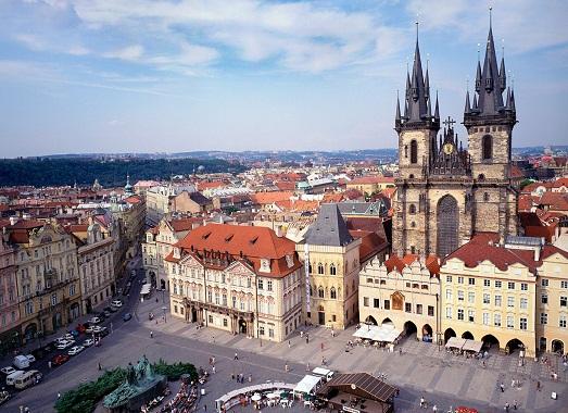 10 самых интересных мест в Праге (12 фото)
