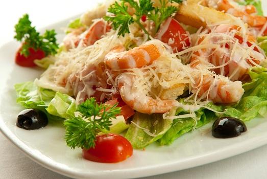 "Caesar salad"""