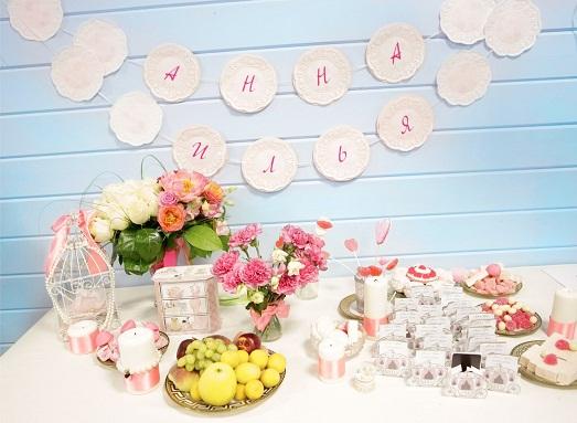 Нежная и красивая свадьба в стиле шебби шик (9 фото)