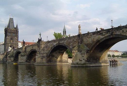 Старинный мост
